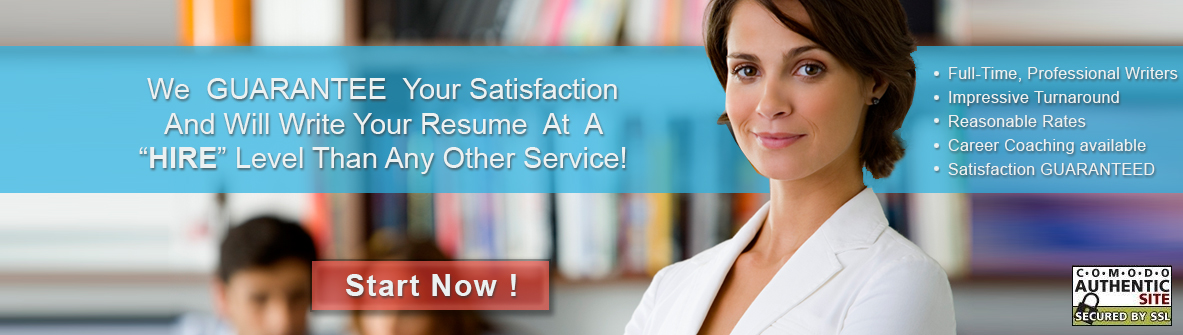 Guarenteed resume writing service